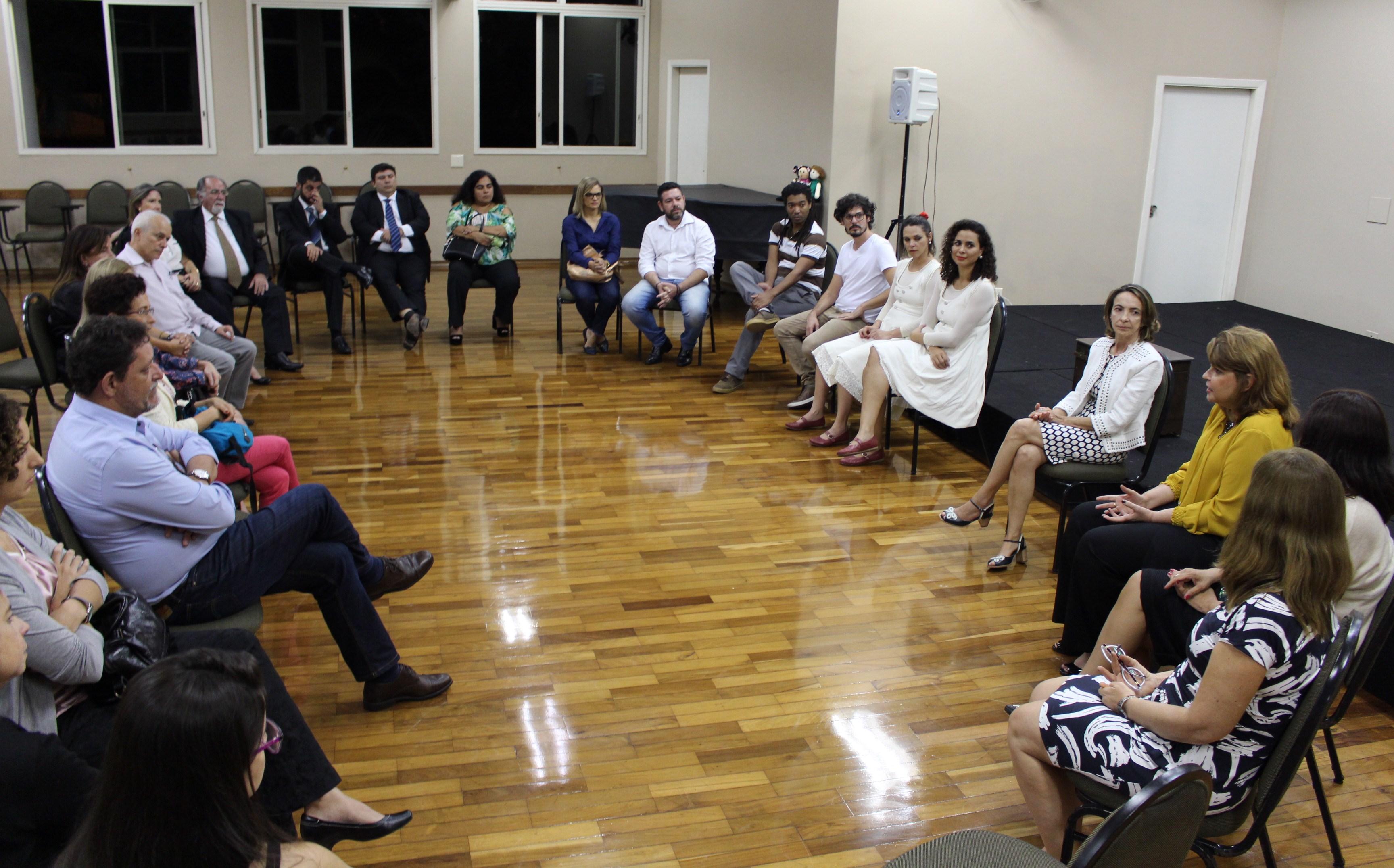 IPAM realiza apresentação do Projeto EU TENHO VOZ em busca de parcerias