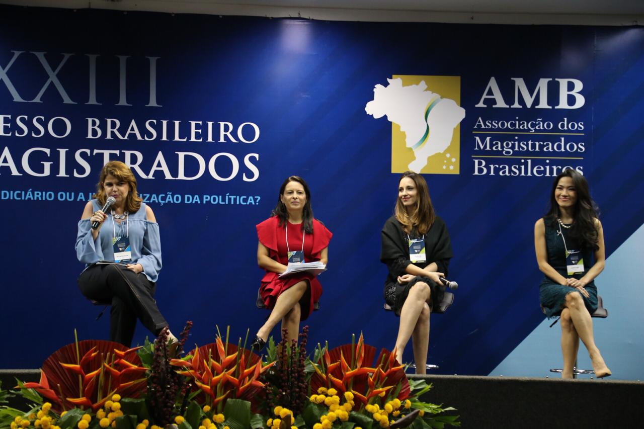 Congresso Brasileiro de Magistrados debate abuso sexual contra jovens e crianças