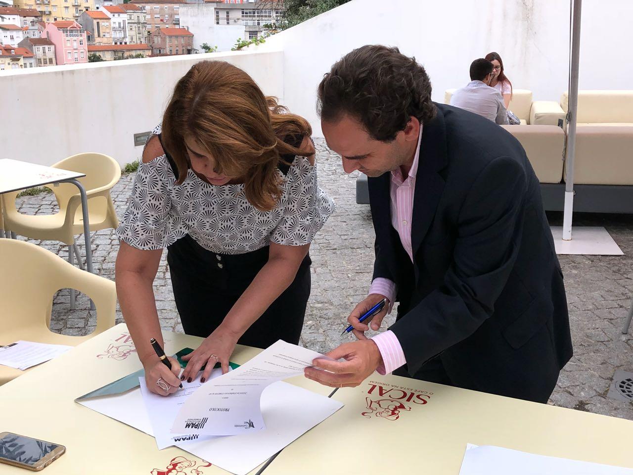 IPAM assina convênio com Faculdade de Direito da Universidade de Coimbra