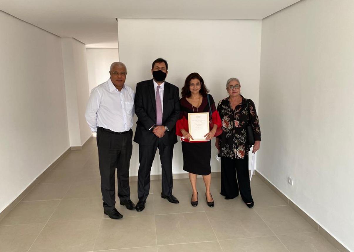 IPAM amplia espaço com aquisição de nova sala