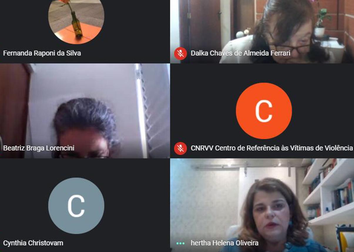Projeto Eu Tenho Voz é apresentado no Fórum de Debates do CNRVV