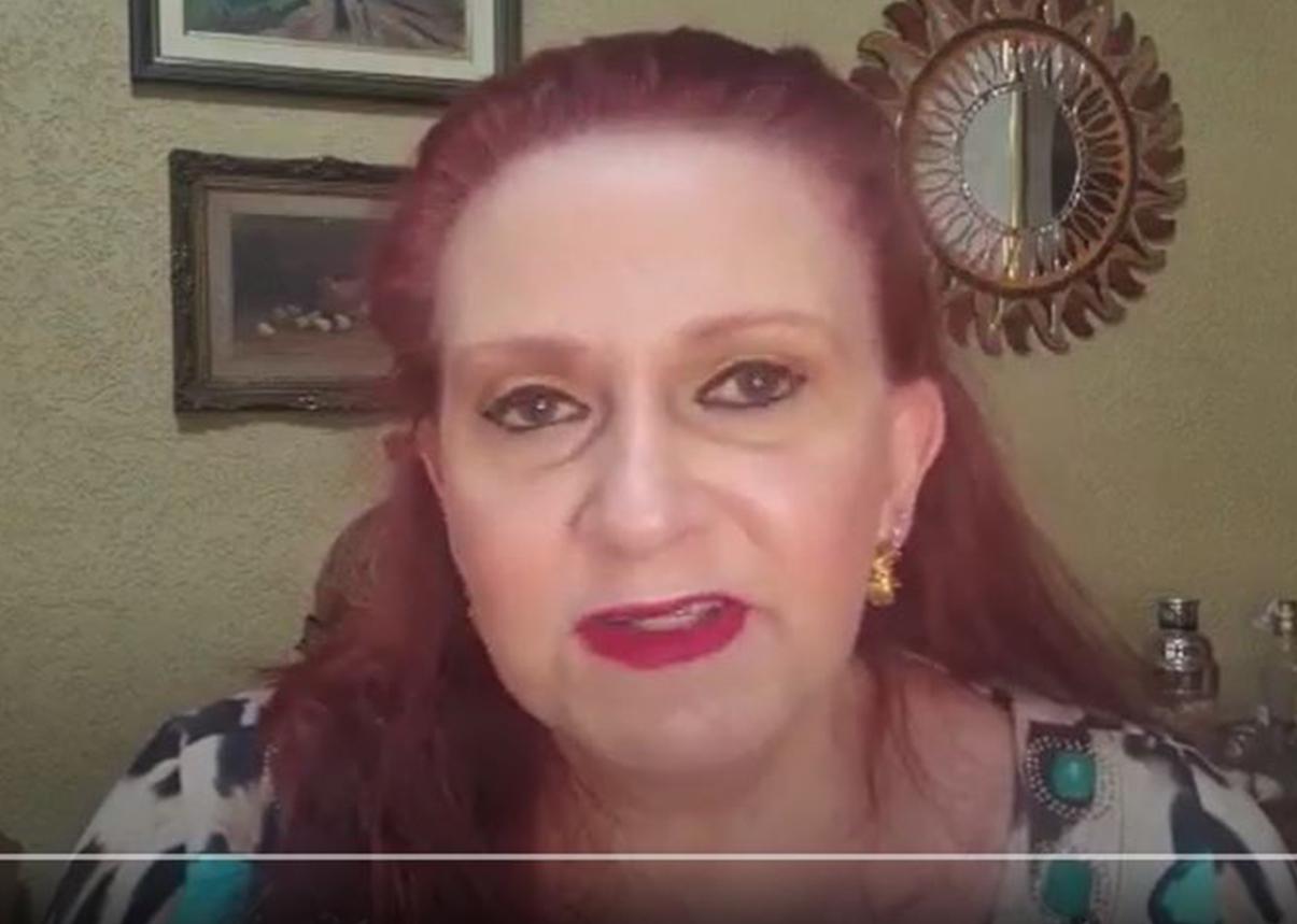 Colaboradora do Eu Tenho Voz faz campanha contra violência sexual