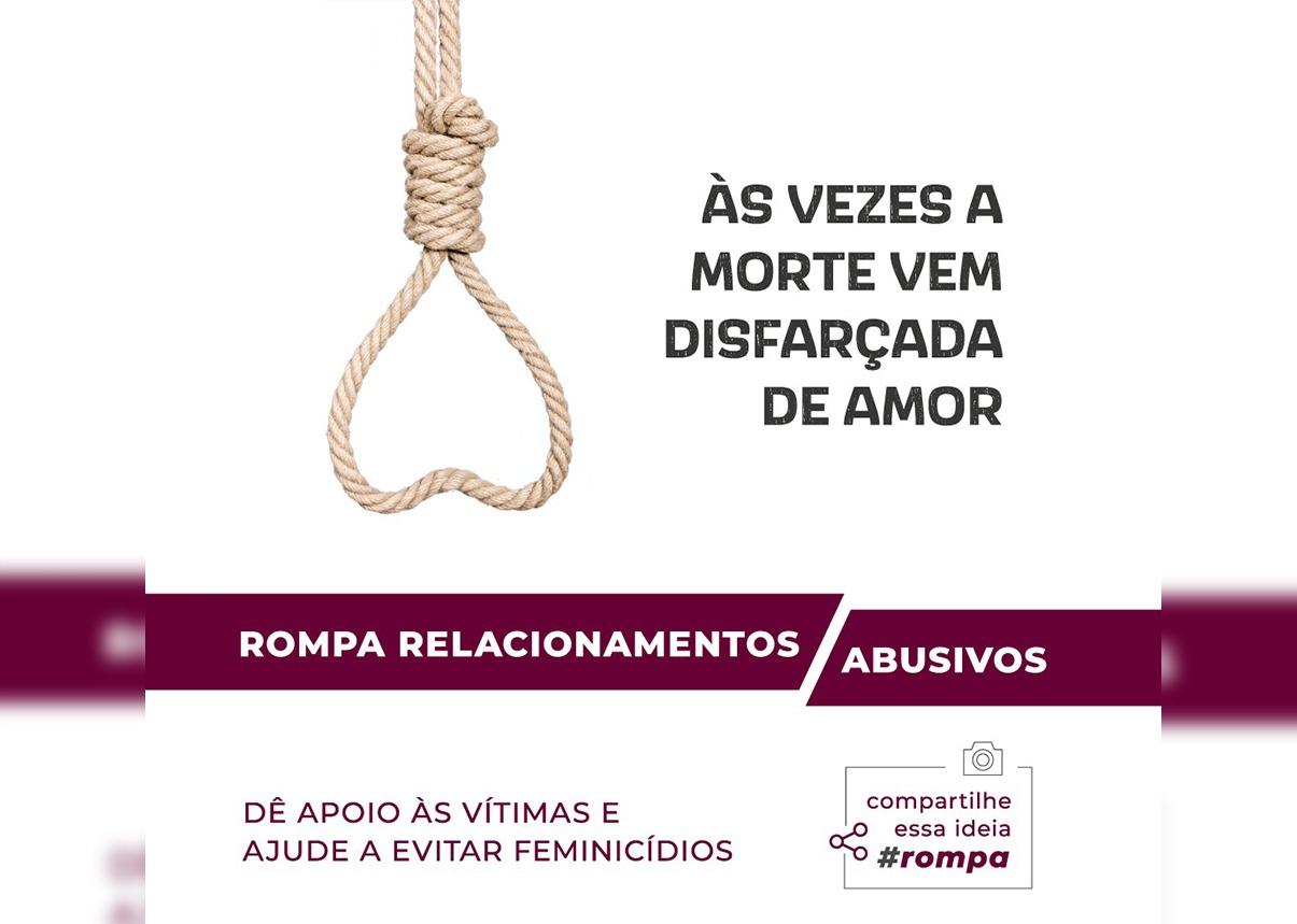 IPAM apoia campanha do TJSP pelo enfrentamento da violência de gênero