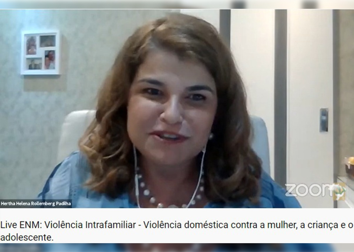 IPAM participa de live sobre violência intrafamiliar