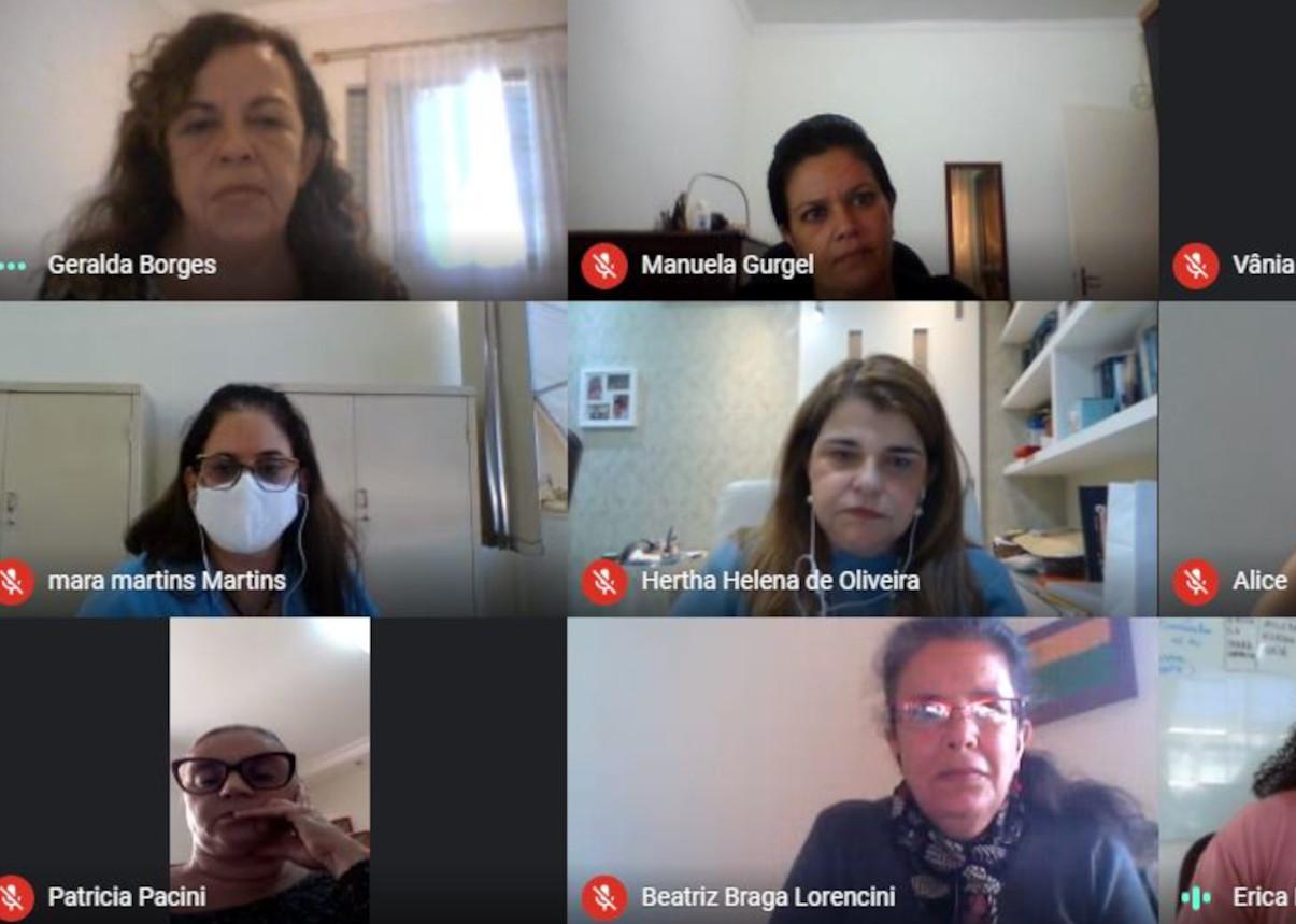 Roda de Conversa do Projeto Eu Tenho Voz reúne docentes de Piracicaba