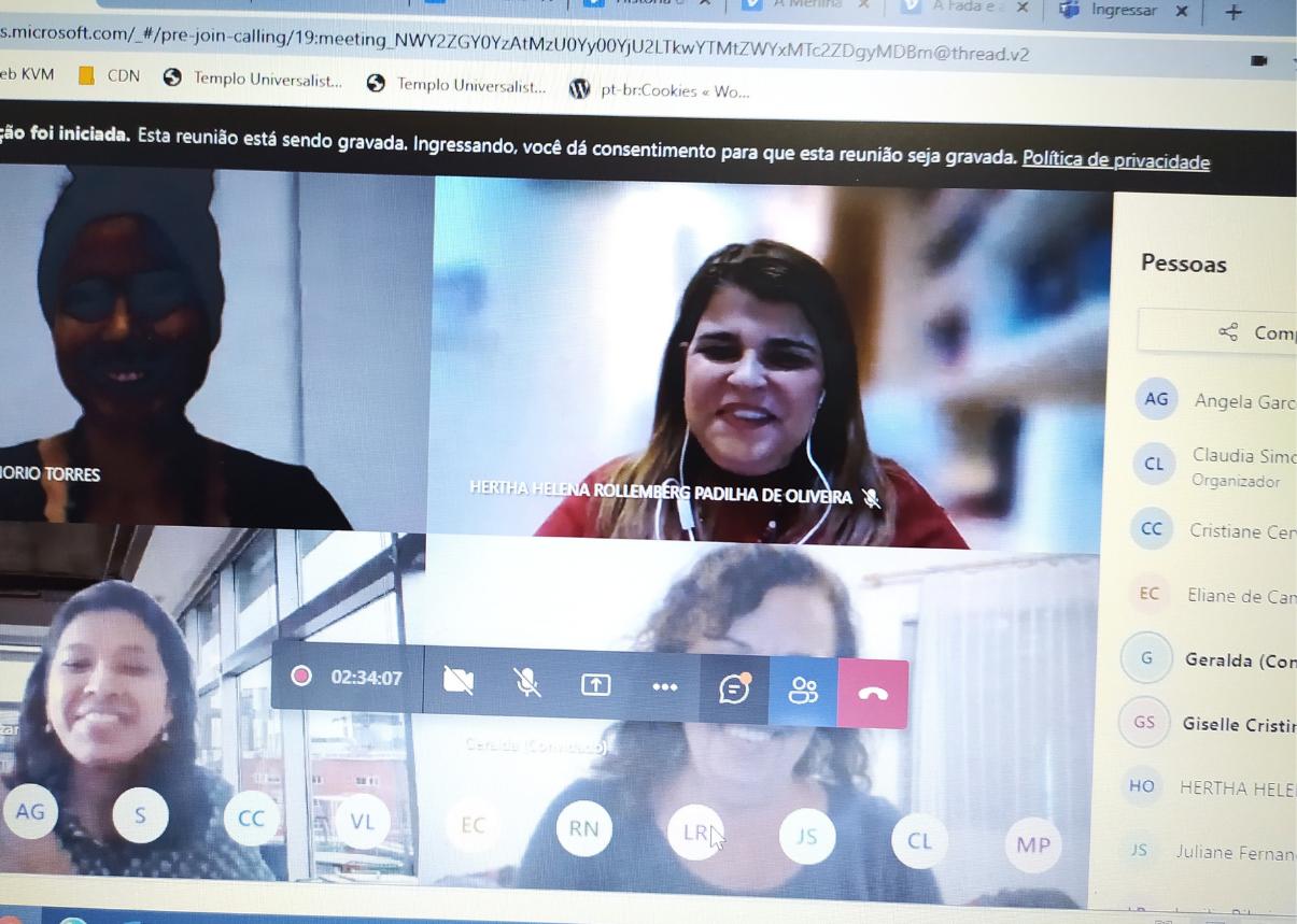 Capacitação do Eu Tenho Voz na Rede é apresentada a docentes de Guarulhos