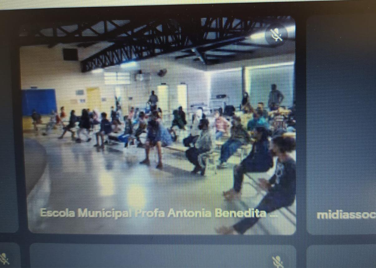 Eu Tenho Voz na Rede vai até escolas de Piracicaba e do Guarujá
