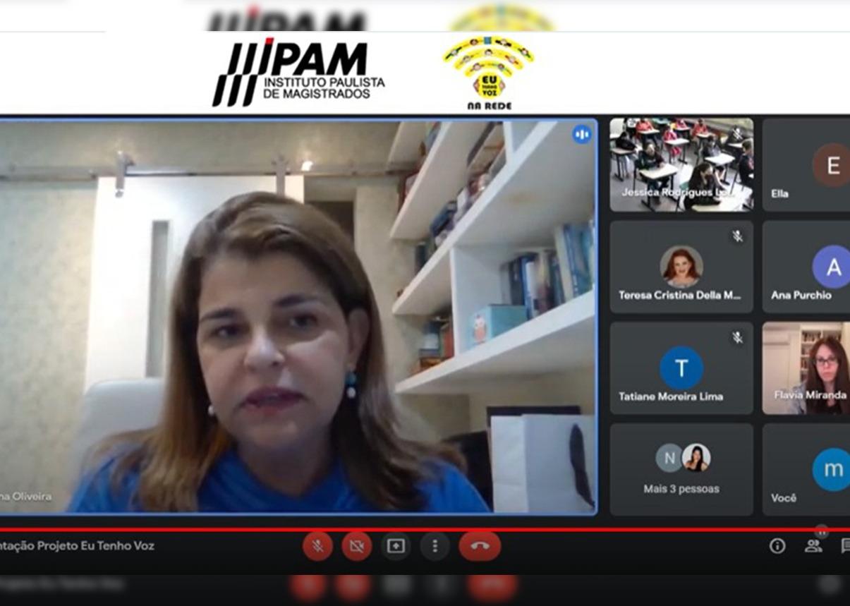 Eu Tenho Voz na Rede tem primeira apresentação on-line em Piracicaba